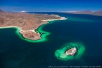 Bahía Concepción, Península de la Baja, Mar de Cortez.