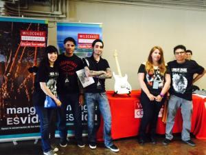 Fans de Linkin Park en Monterrey, llenos de entusiasmo y optimismo.