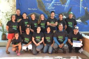 Segundo encuentro de Comunidades Costeras