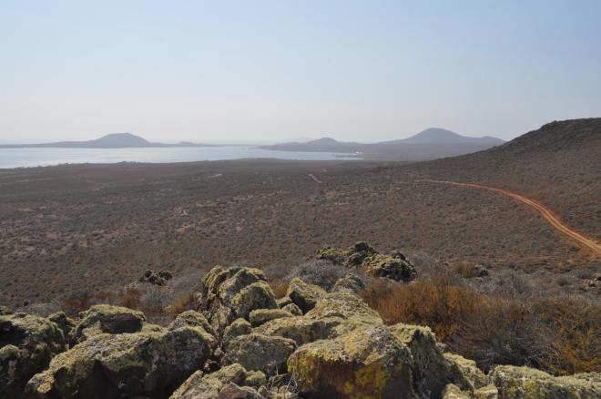 Monte Ceniza, Bahía de San Quintín, B.C.