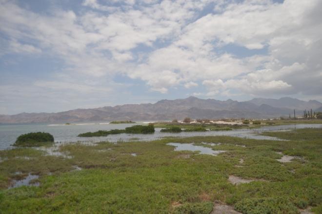 Corredor Costero La Asamblea-San Francisquito, Baja California.