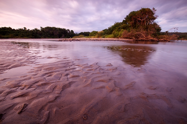 Copalita River mouth, Huatulco Bays National Park, southern Mexico, November