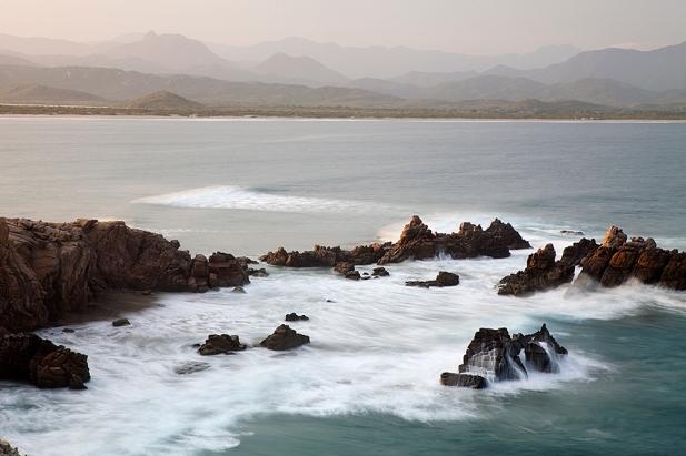 Playa Morro Ayuta, Oaxaca state, southern Mexico, August